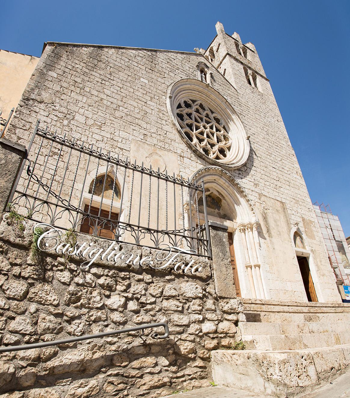 Chiesa Santa Maria Maggiore-Alatri