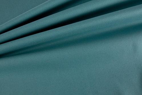 Plain Cotton - Teal (price per half metre)
