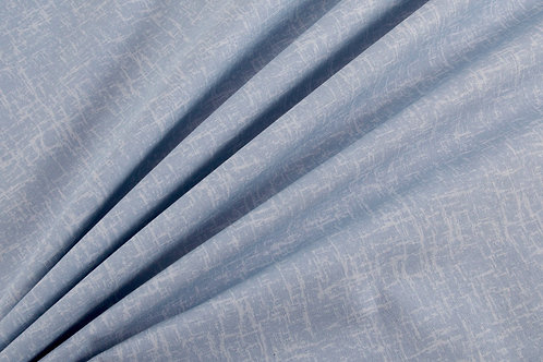 Pale Blue Textured Blender Fabric (price per half metre)