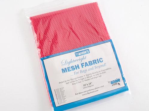 Mesh Fabric Pack - Pink
