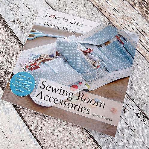 Debbie Shore Sewing Room Accessories Book