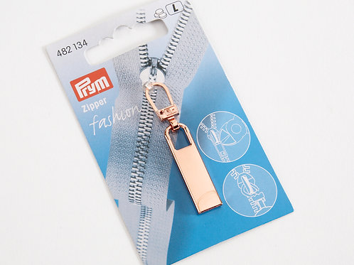 Prym Fashion Zip Puller - Classic Rose Gold