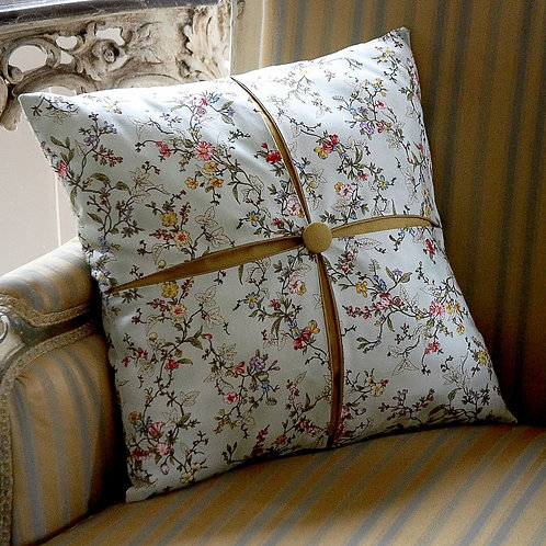 Box Pleat Cushion Cover - Instructions Download