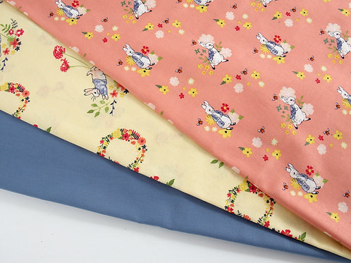 Peter Rabbit Cotton Bundle (0.5m pieces)