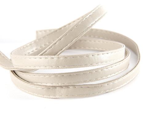 10mm Faux Leather Webbing (price per metre)