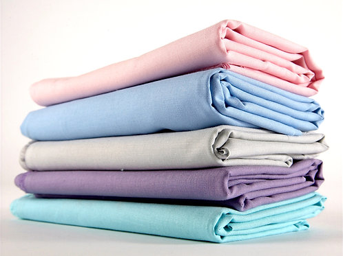 The Pastel Collection - 5 x Half Metres
