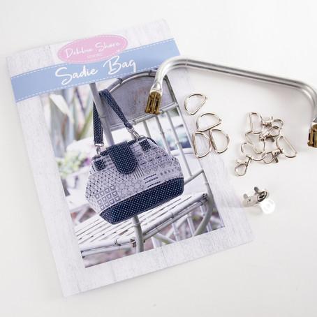 Sadie Bag Kits are back in stock!