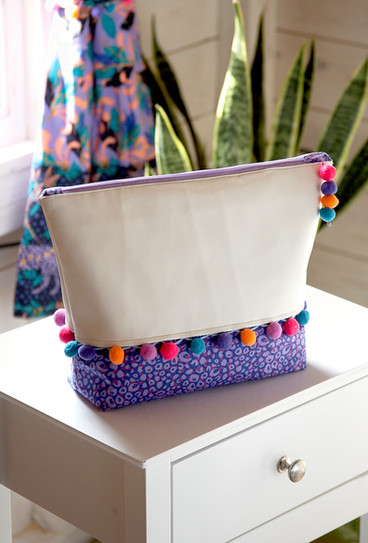 Large Cosmetic Bag Youtube Video