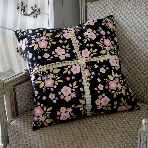 Box Pleat Cushion Cover Instructions - DOWNLOAD