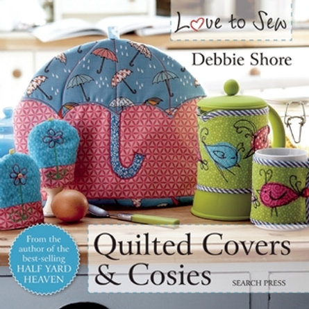 Debbie Shore Quilted Covers and Cosies