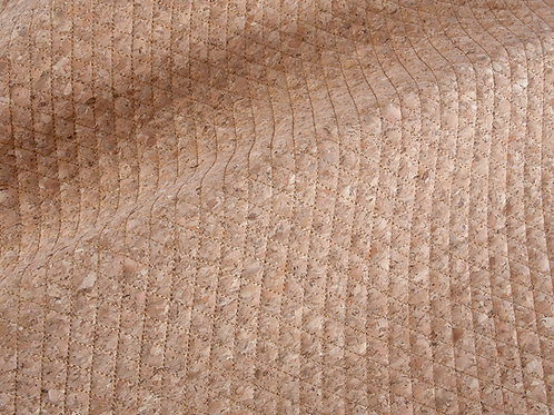 Quilted Cork Fabric - Half Metre Piece