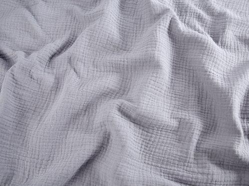 Double Gauze - Grey