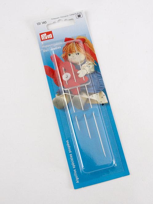 Prym Doll Needles 70/80 3pcs