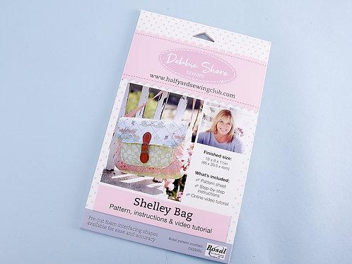 Shelley Bag pattern for use with Bosal Foam