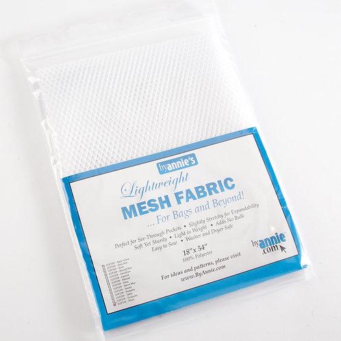 Mesh Fabric Pack - White