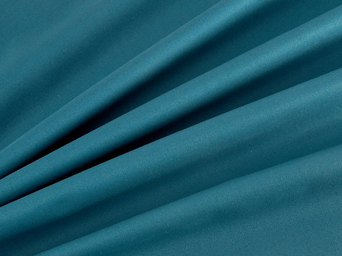 Deluxe Soft Canvas - Teal (price per half metre)