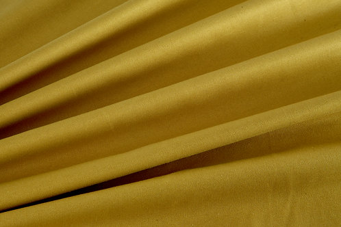 Deluxe Soft Canvas - Mustard (price per half metre)