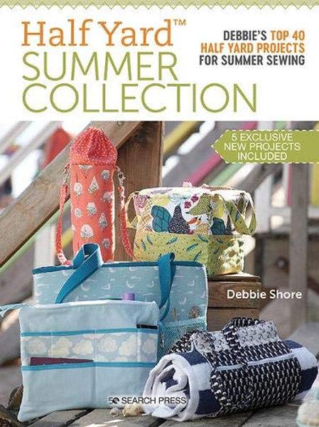 Pre order Half Yard™ Summer Collection: Debbie's top 40 Half Yard projects