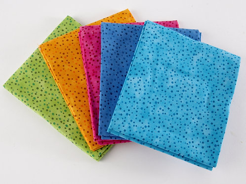 Bright Spots 5 Fat Quarter Pack
