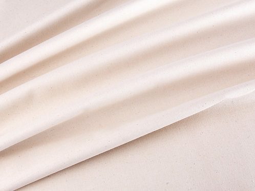 Deluxe Soft Canvas - Cream (price per half metre)