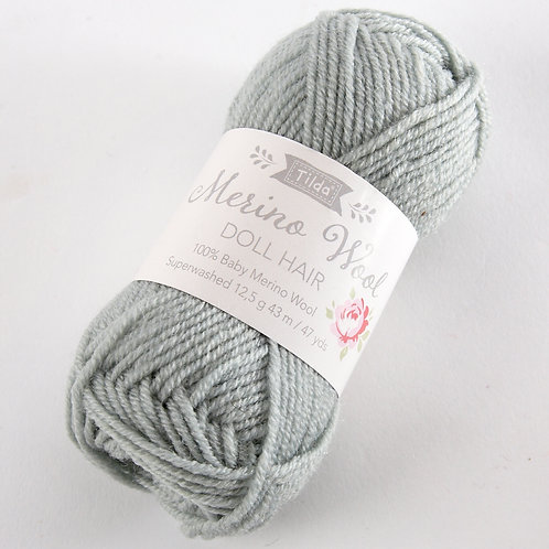 Tilda Doll Hair Yarn - Sage