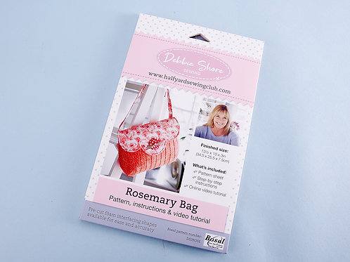 Rosemary Bag pattern for use with Bosal Foam