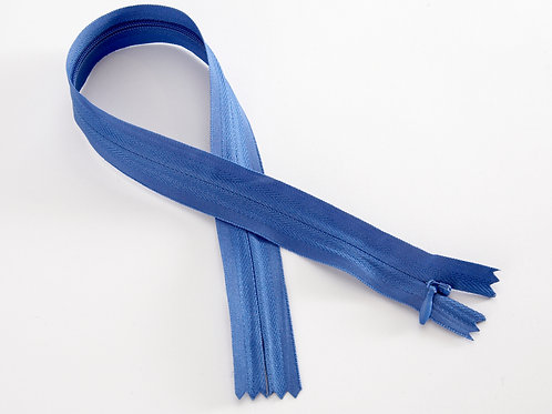 """15"""" [38cm] Invisible Zip - french navy"""