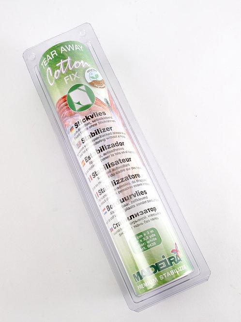 Tear-Away Stabilizer Cotton Fix: 30cm x 3m