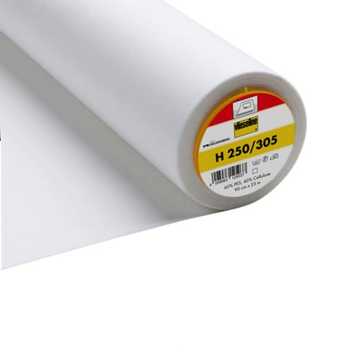 Vlieseline VR305 Fusible Firm Iron On Interlining (price per half metre)