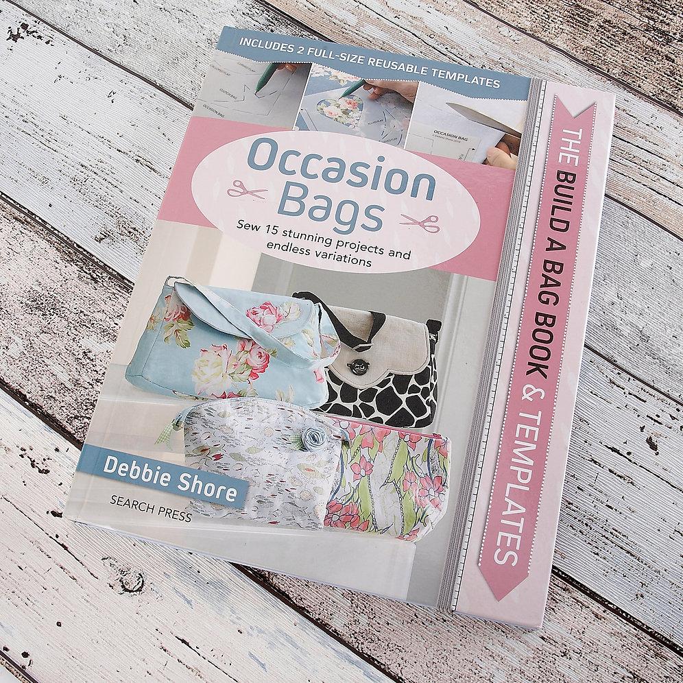 1d044f0575cf Debbie Shore Build-A-Bag Occasion Bags book