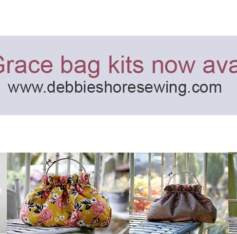 Grace bag kits back in stock!