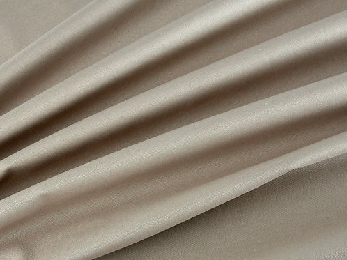 Deluxe Soft Canvas - Taupe (price per half metre)