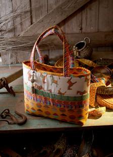 New Delhi fabric bag