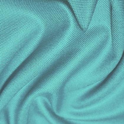 Deluxe Soft Canvas - Turquoise Blue (price per half metre)