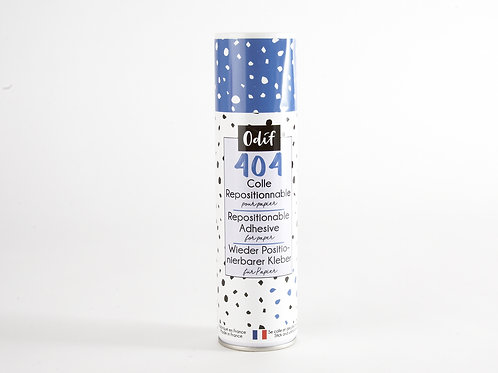 404 Odif Repositionable Adhesive Spray (for paper) 250ml