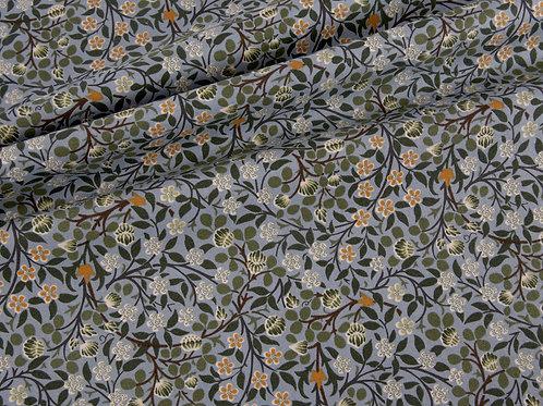 V&A Museum William Morris - Clover Mural
