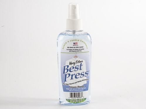 Best Press Linen Fresh Spray 6oz