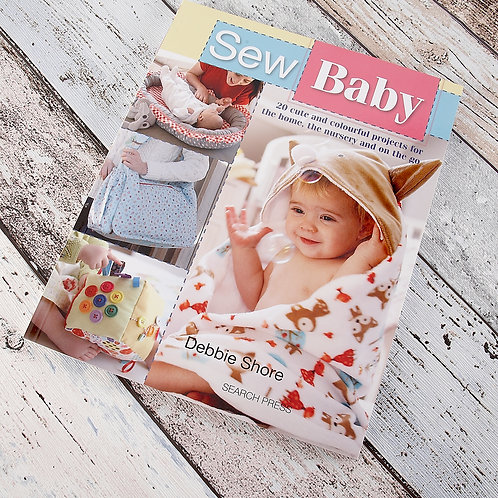 Debbie Shore Sew Baby Book