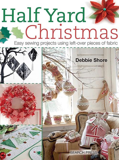 Debbie Shore Half Yard Christmas
