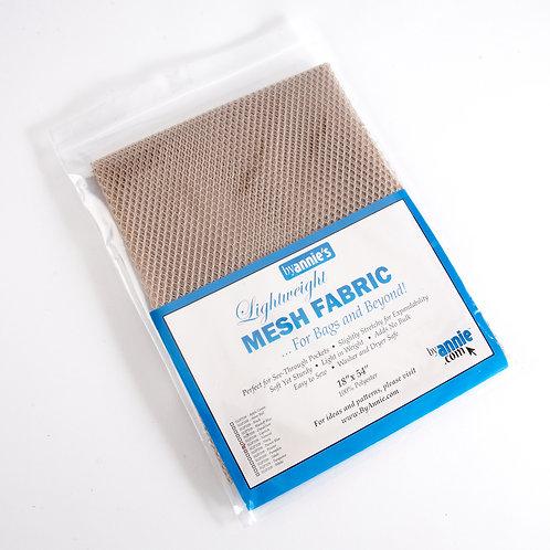 Mesh Fabric Pack - Natural