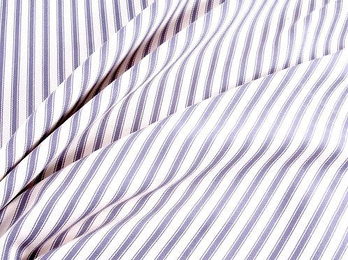 Canvas Ticking Stripes - Dark Grey (price per half metre)