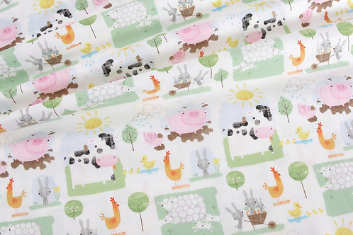 Playful Farm - Farm Animals