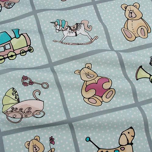 Nursery Panel by Debbie Shore