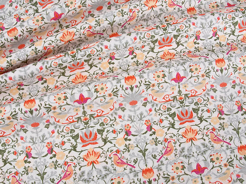Beautiful Florals Cotton - 03