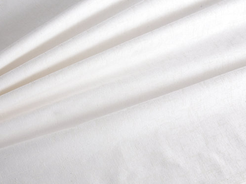 Ivory Textured Blender Fabric (price per half metre)