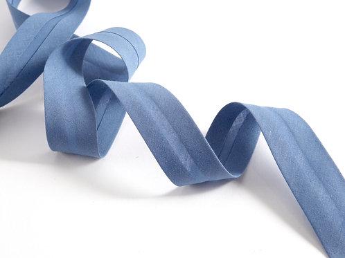5m Bias Binding - Air Force Blue Plain