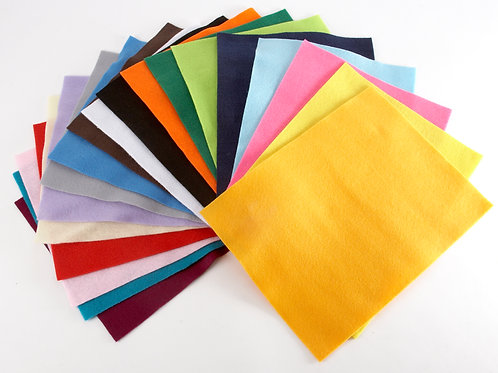 Ultimate Felt Collection - 20 Colours