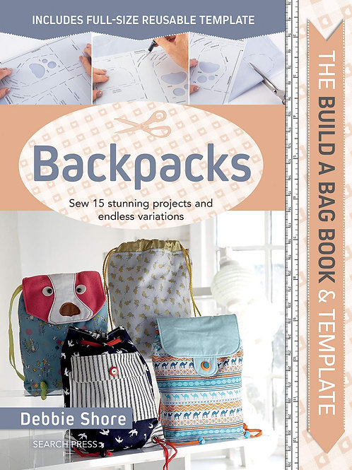 Debbie Shore Build-A-Bag Backpacks Bags book