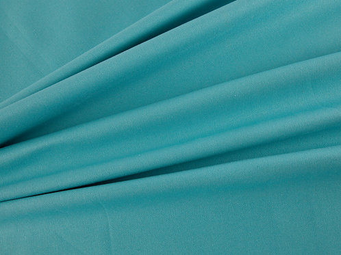 Deluxe Soft Canvas - Bright Turquoise (price per half metre)