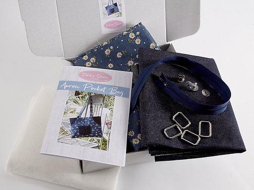 Debbie Shore Denim Apron Bag Kit